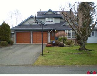 "Photo 1: 16331 MIDDLEGLEN Close in Surrey: Fraser Heights House for sale in ""FRASER GLEN"" (North Surrey)  : MLS®# F2802980"