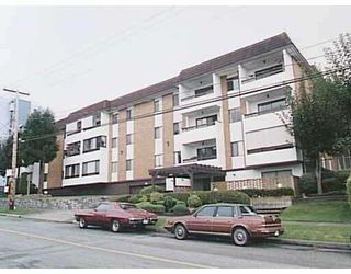 Main Photo: 310 515 11TH ST in New Westminster: Uptown NW Condo for sale : MLS®# V552187