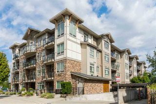 "Main Photo: 202 20861 83 Avenue in Langley: Willoughby Heights Condo for sale in ""ATHENRY GATE"" : MLS®# R2396738"
