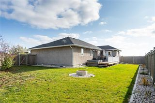 Photo 19: 15 Andover Place in Niverville: Fifth Avenue Estates Residential for sale (R07)  : MLS®# 1929961