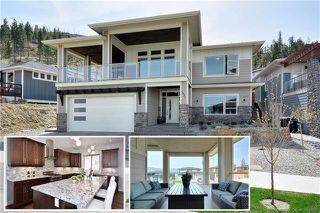Photo 1: 5637 Mountainside Drive, Kelowna, BC V1W 5L5 in Kelowna: House for sale : MLS®# 10156515