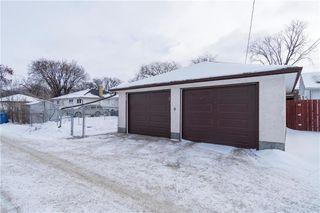 Photo 20: 707 Ravelston Avenue West in Winnipeg: West Transcona Residential for sale (3L)  : MLS®# 202000646
