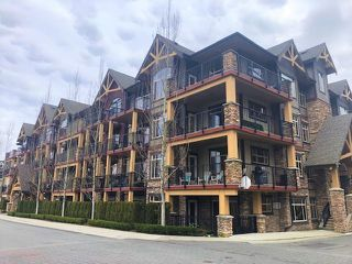 """Photo 1: 108 8328 207A Street in Langley: Willoughby Heights Condo for sale in """"Yorkson Creek-Walnut Ridge 1"""" : MLS®# R2435759"""