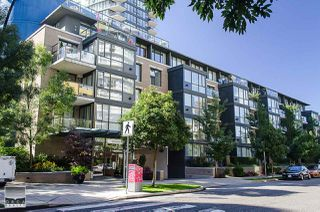 Photo 1: 308 1450 W 6TH Avenue in Vancouver: Fairview VW Condo for sale (Vancouver West)  : MLS®# R2447525