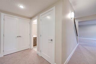 Photo 33: 3 20425 93 Avenue in Edmonton: Zone 58 House Half Duplex for sale : MLS®# E4202783