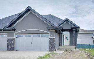 Photo 1: 3 20425 93 Avenue in Edmonton: Zone 58 House Half Duplex for sale : MLS®# E4202783