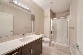 Photo 34: 3 20425 93 Avenue in Edmonton: Zone 58 House Half Duplex for sale : MLS®# E4202783