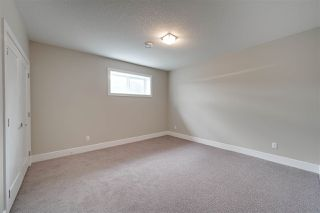 Photo 37: 3 20425 93 Avenue in Edmonton: Zone 58 House Half Duplex for sale : MLS®# E4202783