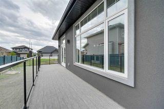 Photo 39: 3 20425 93 Avenue in Edmonton: Zone 58 House Half Duplex for sale : MLS®# E4202783