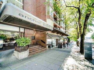 Main Photo: 312 1330 BURRARD Street in Vancouver: Downtown VW Condo for sale (Vancouver West)  : MLS®# R2487065