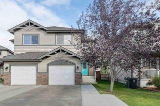Photo 42: 7 Hartwick Loop: Spruce Grove House Half Duplex for sale : MLS®# E4216018