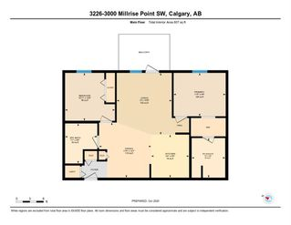 Photo 31: 3226 MILLRISE Point SW in Calgary: Millrise Apartment for sale : MLS®# A1036918