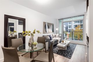 "Main Photo: 323 288 W 1ST Avenue in Vancouver: False Creek Condo for sale in ""JAMES"" (Vancouver West)  : MLS®# R2516108"