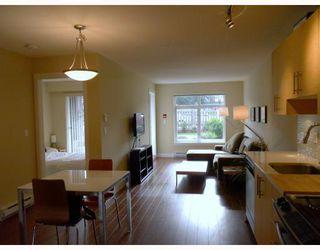 """Photo 3: # 106 1533 E 8TH AV in Vancouver: Grandview VE Condo for sale in """"THE CREDO"""" (Vancouver East)  : MLS®# V811992"""