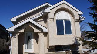 Photo 1: 81 Shauna Way in Winnipeg: North Kildonan Residential for sale (North East Winnipeg)  : MLS®# 1105036