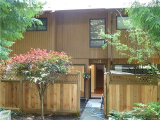 Photo 1: 9042 CENTAURUS CR in Burnaby: Simon Fraser Hills Condo for sale (Burnaby North)  : MLS®# V895889