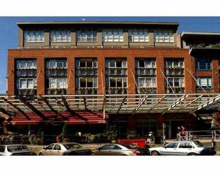 """Main Photo: 508 1072 HAMILTON Street in Vancouver: Downtown VW Condo for sale in """"THE CRANDALL"""" (Vancouver West)  : MLS®# V663176"""