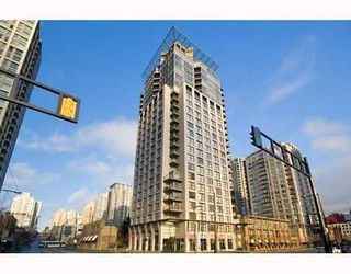 "Photo 1: 2303 989 BEATTY Street in Vancouver: Downtown VW Condo for sale in ""NOVA"" (Vancouver West)  : MLS®# V674378"
