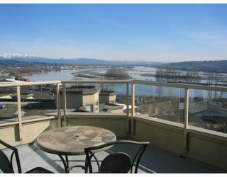 Photo 24: 603 78 RICHMOND Street in New_Westminster: Fraserview NW Condo for sale (New Westminster)  : MLS®# V689899