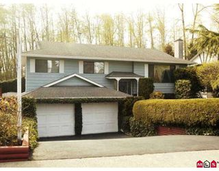 """Main Photo: 7825 138TH Street in Surrey: East Newton House for sale in """"Bear Creek"""" : MLS®# F2810870"""