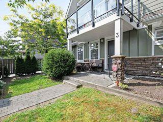 Photo 19: 3 2183 PRAIRIE Avenue in Port Coquitlam: Glenwood PQ Townhouse for sale : MLS®# R2392891