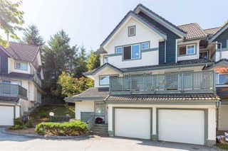 "Photo 1: 4 2382 PARKWAY Boulevard in Coquitlam: Westwood Plateau Townhouse for sale in ""Chateau Ridge Estates"" : MLS®# R2396091"