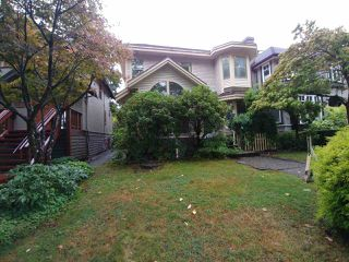 Main Photo: 4560 W 7TH Avenue in Vancouver: Point Grey House for sale (Vancouver West)  : MLS®# R2398879