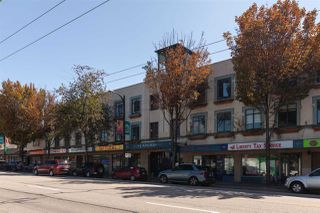 "Photo 1: 218 2556 E HASTINGS Street in Vancouver: Renfrew VE Condo for sale in ""L'Atelier"" (Vancouver East)  : MLS®# R2402149"