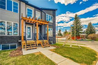 Main Photo: 1933 19 Avenue NW in Calgary: Banff Trail Row/Townhouse for sale : MLS®# C4278313