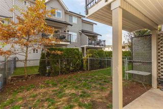 Photo 20: 41 8881 WALTERS STREET in Chilliwack: Chilliwack E Young-Yale Townhouse for sale : MLS®# R2418482
