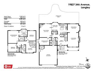 """Photo 20: 19827 34A Avenue in Langley: Brookswood Langley House for sale in """"Meadowbrook"""" : MLS®# R2469131"""