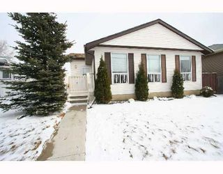 Photo 1:  in CALGARY: Falconridge Residential Detached Single Family for sale (Calgary)  : MLS®# C3256546