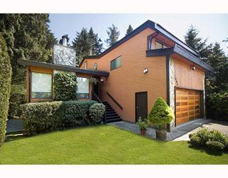 """Main Photo: 1061 BLUE GROUSE Way in North Vancouver: Grouse Woods House for sale in """"GROUSE WOODS"""" : MLS®# V645990"""