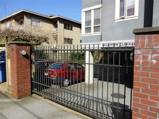 "Photo 10: # 202 2825 ALDER ST in Vancouver: Fairview VW Condo for sale in ""BRETON MEWS"" (Vancouver West)  : MLS®# V890236"