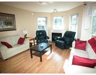 "Photo 4: 301 3085 PRIMROSE Lane in Coquitlam: North Coquitlam Condo for sale in ""LAKESIDE COMPLEX"" : MLS®# V693474"