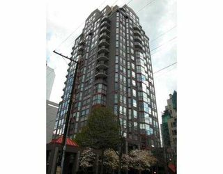 "Photo 1: 307 811 HELMCKEN Street in Vancouver: Downtown VW Condo for sale in ""IMPERIAL TOWER"" (Vancouver West)  : MLS®# V702730"