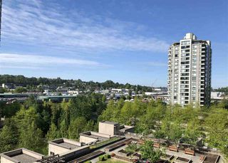 """Photo 2: 705 4250 DAWSON Street in Burnaby: Brentwood Park Condo for sale in """"OMA2"""" (Burnaby North)  : MLS®# R2399354"""