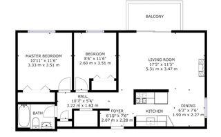 Photo 10: 204 11340 124 Street in Edmonton: Zone 07 Condo for sale : MLS®# E4172723