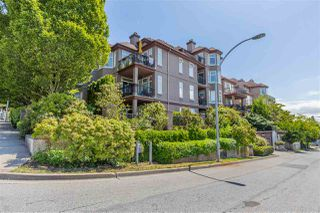 "Photo 1: 205 588 TWELFTH Street in New Westminster: Uptown NW Condo for sale in ""The Regency"" : MLS®# R2404196"