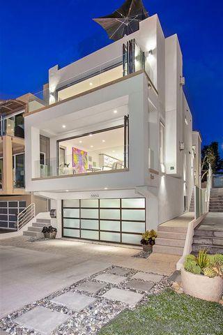 Photo 3: LA JOLLA House for sale : 4 bedrooms : 6669 Neptune Pl.
