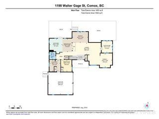 Photo 44: 1198 WALTER GAGE STREET in COMOX: CV Comox Peninsula House for sale (Comox Valley)  : MLS®# 837520