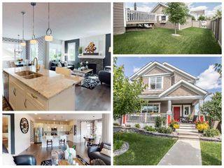 Photo 1: 7704 SUMMERSIDE GRANDE Boulevard in Edmonton: Zone 53 House for sale : MLS®# E4208538