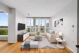 Photo 10: 1008 834 Johnson St in : Vi Downtown Condo for sale (Victoria)  : MLS®# 854814