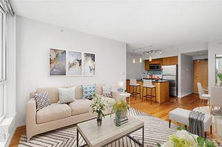 Photo 3: 1008 834 Johnson St in : Vi Downtown Condo for sale (Victoria)  : MLS®# 854814