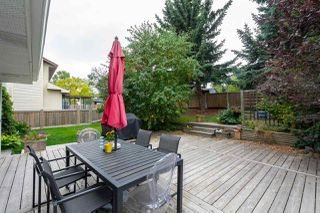 Photo 39: 7 LOMBARD Crescent: St. Albert House for sale : MLS®# E4214402