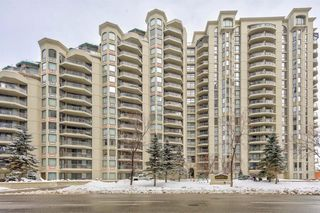 Main Photo: 1107 1108 6 Avenue SW in Calgary: Downtown West End Apartment for sale : MLS®# A1057210