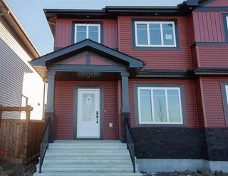 Main Photo: 9807 107 Avenue: Morinville House Half Duplex for sale : MLS®# E4224417