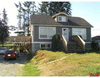 Main Photo: 9227 ANNIS Road in Chilliwack: Rosedale Popkum House for sale (Rosedale)  : MLS®# H2704286