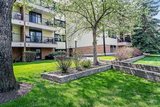 Photo 1: 111 727 56 Avenue SW in Calgary: Windsor Park Apartment for sale : MLS®# C4276326