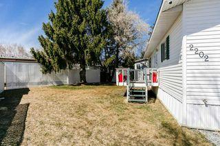 Photo 24: 2202 West Oak Place in Edmonton: Zone 59 Mobile for sale : MLS®# E4193318